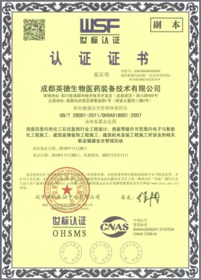 HSE ( 健康_安全_环境)管理体系